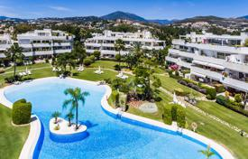 Apartments with pools for sale in Costa del Sol. Fabulous Apartment, Los Granados Golf, Nueva Andalucia (Marbella)