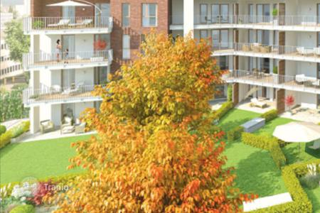 New homes for sale in Wiesbaden. Four room apartment with own garden, terrace and balcony in Wiesbaden