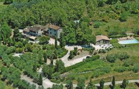 Luxury houses for sale in Umbria. Stone villa of the beginning XIX century in Parrano, Umbria, Italy