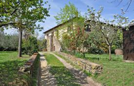 Ancient furnished villa with olive grove, Cortona, Italy for 695,000 €