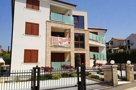 Coastal residential for sale in Porec. Apartment - Porec, Istria County, Croatia