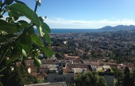 Apartment with a garage and a sea view in a residence with a swimming pool, Le Cannet, France for 850,000 €