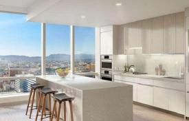 2 bedroom apartments for sale in North America. Two-bedroom apartment in a brand new premium complex with pool, spa and fitness-club, Los Angeles, USA