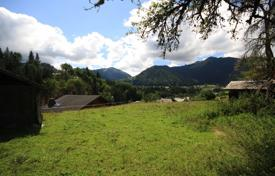 Development land for sale in France. Plot in a quiet corner of Montriond, France
