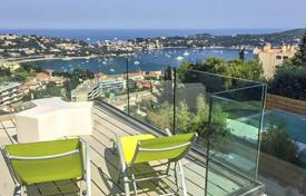 3 bedroom houses for sale in Villefranche-sur-Mer. Modern villa with a panoramic view of the sea in Villefranche-sur-Mer