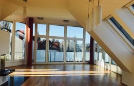 Modern penthouse with a large terrace and views of the city, Glanzing, Austria for 1,200,000 €