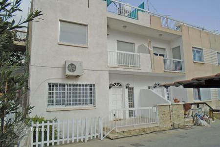 Townhouses for sale in Larnaca. Three Bedroom end of terrace townhouse