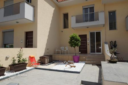 Townhouses for sale in Limassol. For sale Townhouse built in 2011. Located in the picturesque area of Limassol, Germasogeia village. It is a quiet, fashionable area
