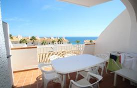 Coastal townhouses for sale in Costa Blanca. Spacious townhouse 200 meters away from the sea in Dehesa de Campoamor, Alicante, Spain