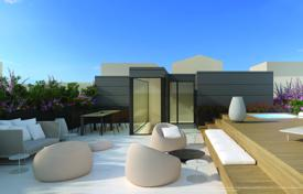 1 bedroom apartments for sale in Balearic Islands. New luxury penthouse with two terraces in a residence with a pool and a gym, Palma de Mallorca, Spain