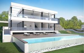 Luxury 3 bedroom houses for sale in Costa Brava. Three-storey villa with a private pool and a garden in an exclusive residential complex, Begur, Costa Brava, Spain