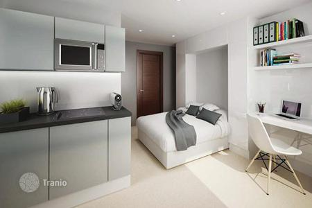 Student accommodation for sale in the United Kingdom. Student apartments in a newly built complex in Sheffield
