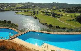 2 bedroom apartments for sale in Castille and Leon. Two-level penthouse with a parking, terraces and sea views in a residential complex with swimming pools, Sotogrande, Spain