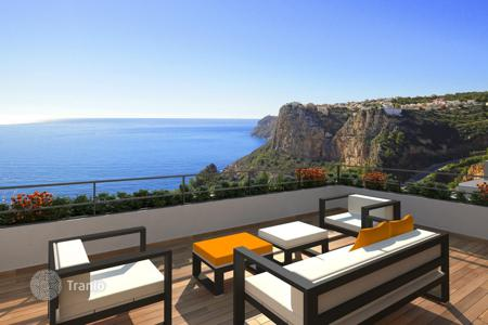 3 bedroom apartments for sale in Benitachell. Apartments on the beach in Cumbre del Sol