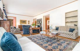 Luxury 5 bedroom apartments for sale in Italy. Two-level apartment with two entrances and terraces in a building with a concierge, in the historic center of Como, Lombardy, Italy