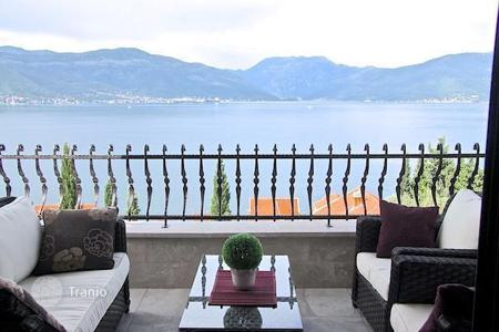 Residential for sale in Tivat. Wonderful villa with sea views in Krasici, Montenegro