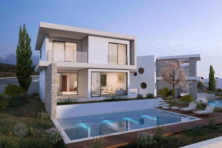 Off-plan property for sale in Paphos. Spacious villas in a new prestigious development, Pafos, Cyprus