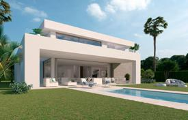 Modern villa with a terrace, a pool and sea views, near the beach, La Cala de Mijas, Costa del Sol, Spain for 672,000 €