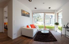 Property for sale in Austria. New one-bedroom apartment with a terrace and private garden in Vienna
