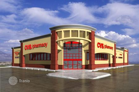 Commercial property for sale in North America. New pharmacy near the Albany with a 5% yield