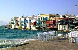 Luxury 2 bedroom apartments for sale overseas. Apartment – Mikonos, Aegean Isles, Greece