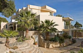 Modern villa with a pool, private terraces and a sauna, Talamanca, Ibiza, Spain for 20,500 € per week