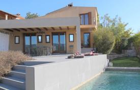 Furnished villa with a private garden, a pool, a garage and mountain views, Calvia, Spain for 1,295,000 €