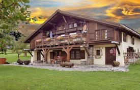 Villas and houses to rent in Haute-Savoie. Villa – Megeve, Auvergne-Rhône-Alpes, France