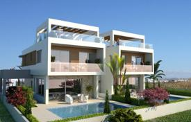 3 bedroom houses by the sea for sale in Larnaca (city). High-quality modern villa with a garden and a parking 70 meters away from the sea, Larnaca, Cyprus