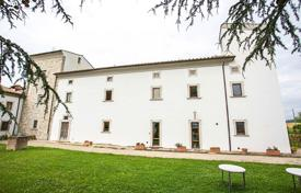 Luxury property for sale in Florence. Historic 11th century villa with a terrace and a garden near Florence, Italy