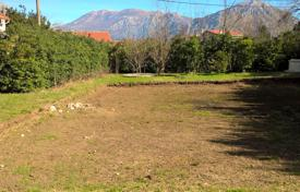 Land plot with communications on the beach, Morinj, Montenegro for 158,000 €