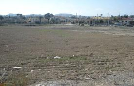Property for sale in Athienou. Building Plot