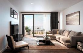 Property for sale in Western Europe. New two-bedroom apartment with a balcony in Deptford, London, United Kingdom