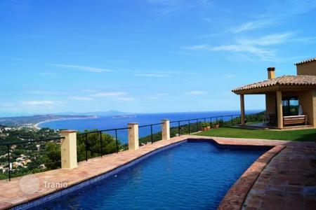 Houses for sale in Begur. Exclusive villa in very quiet and private area La Xarmada, Begur, Spain