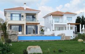 Luxury property for sale in Perivolia. Four Bedroom Detached Beach Front House