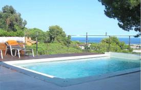 Houses with pools for sale in Cabrils. Villa – Cabrils, Catalonia, Spain