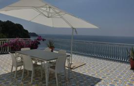 Three-storey villa on the seafront with panoramic views and a garden, Amalfi, Italy for 1,700,000 €