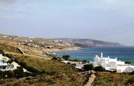 Coastal development land for sale overseas. Development land – Mikonos, Aegean Isles, Greece