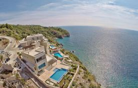 Luxury property for sale in Budva. Delightful villa on the cliff