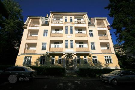 New homes for sale in Karlovy Vary Region. New apartment in a luxury building in the center of Marianske Lazne