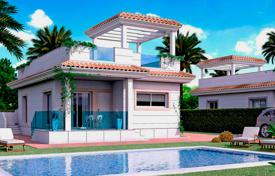Mediterranean style villas in Ciudad Quesada for 365,000 €