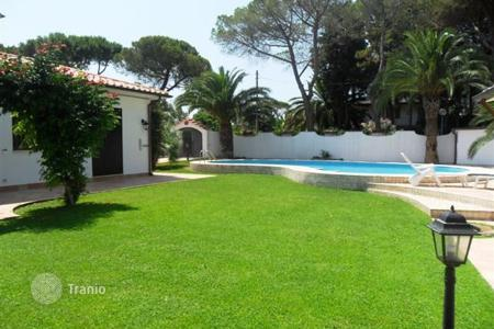 5 bedroom villas and houses to rent in Lazio. Villa – San Felice Circeo, Latina, Lazio, Italy