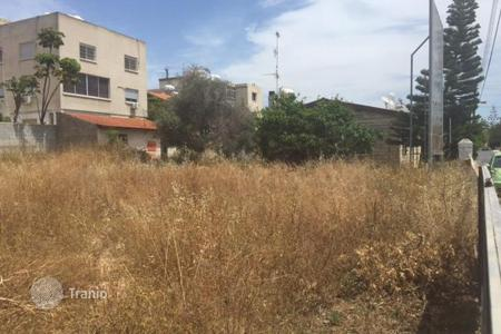Coastal land for sale in Limassol. Development land – Limassol, Cyprus