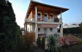 5 bedroom houses from developers for sale overseas. Quietly located detached house on the northern coast of Lake Balaton