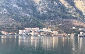 Coastal residential for sale in Muo. Unurbanized land plot in Muo, Kotor