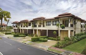 Townhouses for sale in Southeastern Asia. Laguna Phuket is located within the greater resort community with 1,000 acres of landscaped parks, calm lagoons, and sparkling beachs