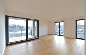 New home from developers for sale in Central Europe. Modern four-room apartment in a new house, Prague 8, Czech Republic