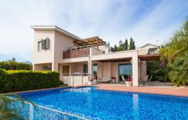 Luxury houses with pools for sale in Cyprus. Villa – Agios Tychon, Limassol, Cyprus