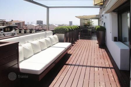 Penthouses for sale in Catalonia. Penthouse overlooking the sea in the area of Plaza Molina