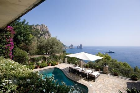 Property to rent in Campania. Villa – Capri, Campania, Italy